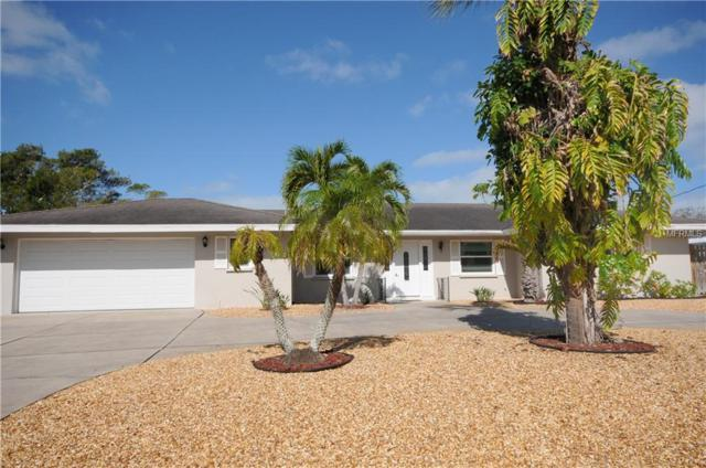 5110 Sandy Beach Avenue, Sarasota, FL 34242 (MLS #A4433397) :: The Comerford Group