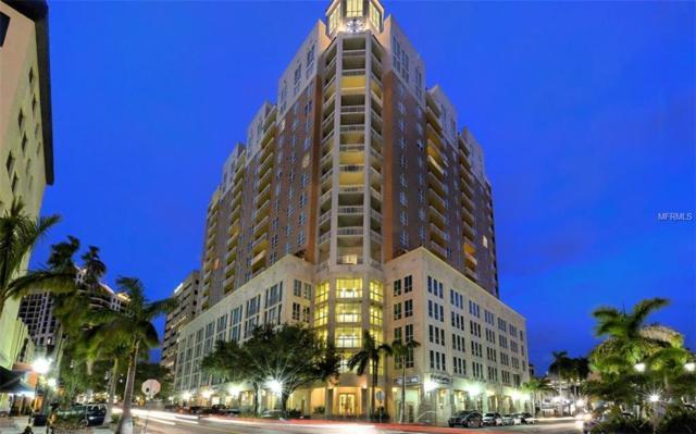 1350 Main Street #1500, Sarasota, FL 34236 (MLS #A4433444) :: Keller Williams On The Water Sarasota