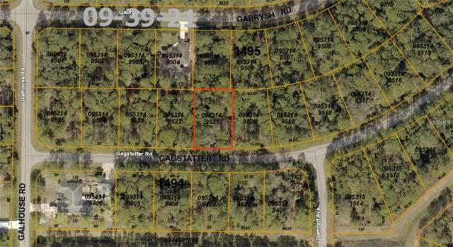 Gagstatter Road, North Port, FL 34291 (MLS #A4433498) :: Cartwright Realty