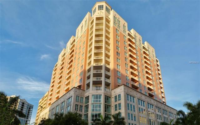 1350 Main Street #906, Sarasota, FL 34236 (MLS #A4433534) :: Keller Williams On The Water Sarasota