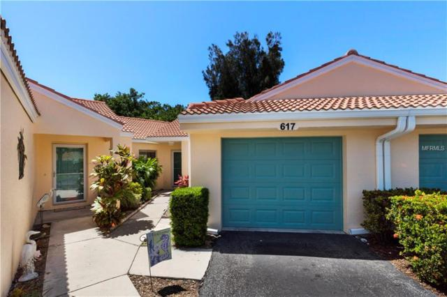 617 Tyson Terrace #17, Venice, FL 34285 (MLS #A4433571) :: Cartwright Realty