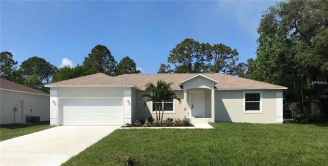 12019 Foresman Boulevard, Port Charlotte, FL 33981 (MLS #A4433599) :: Medway Realty