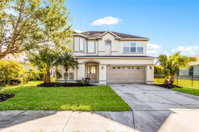 2312 124TH Drive E, Parrish, FL 34219 (MLS #A4433651) :: The Comerford Group