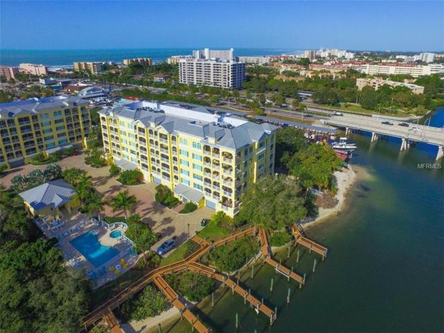 1308 Old Stickney Point Road W34, Sarasota, FL 34242 (MLS #A4433729) :: McConnell and Associates