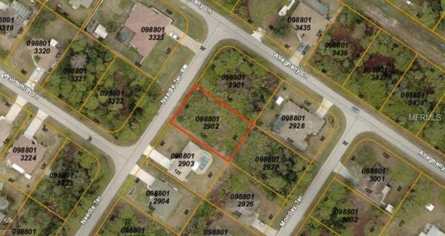 Needle Terrace, North Port, FL 34286 (MLS #A4433756) :: Medway Realty