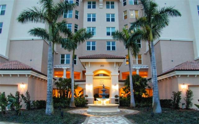 393 N Point Road #302, Osprey, FL 34229 (MLS #A4433761) :: The Comerford Group