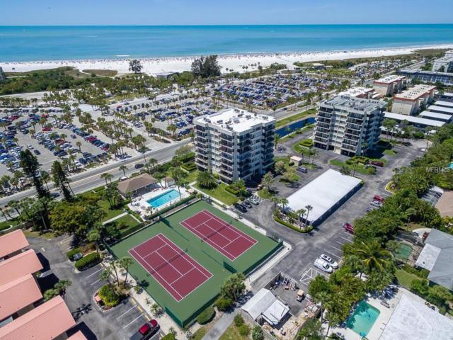 1055 Beach Road B-702, Sarasota, FL 34242 (MLS #A4433763) :: The Comerford Group