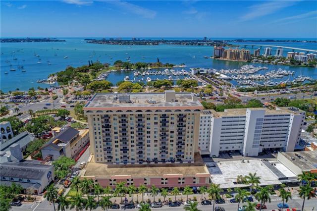 101 S Gulfstream Avenue 5K, Sarasota, FL 34236 (MLS #A4433828) :: Keller Williams On The Water Sarasota