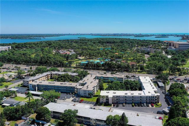 9945 47TH Avenue N #206, St Petersburg, FL 33708 (MLS #A4433979) :: Florida Real Estate Sellers at Keller Williams Realty