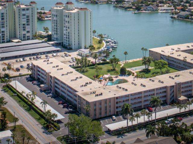 6363 Gulf Winds Drive #432, St Pete Beach, FL 33706 (MLS #A4434010) :: Lockhart & Walseth Team, Realtors