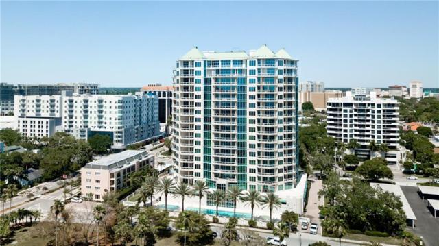 340 S Palm Avenue #120, Sarasota, FL 34236 (MLS #A4434011) :: Keller Williams On The Water Sarasota