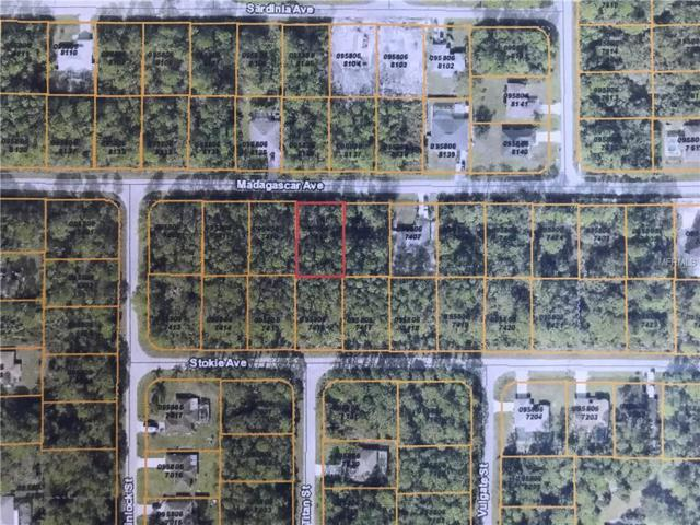 Madagascar Avenue, North Port, FL 34286 (MLS #A4434016) :: Burwell Real Estate