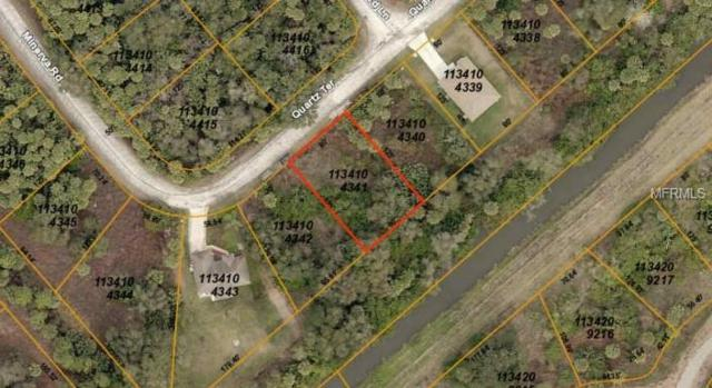 Quartz Terrace, North Port, FL 34288 (MLS #A4434248) :: Medway Realty