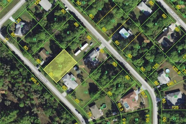 5410 Stokes Street, Port Charlotte, FL 33981 (MLS #A4434271) :: The BRC Group, LLC
