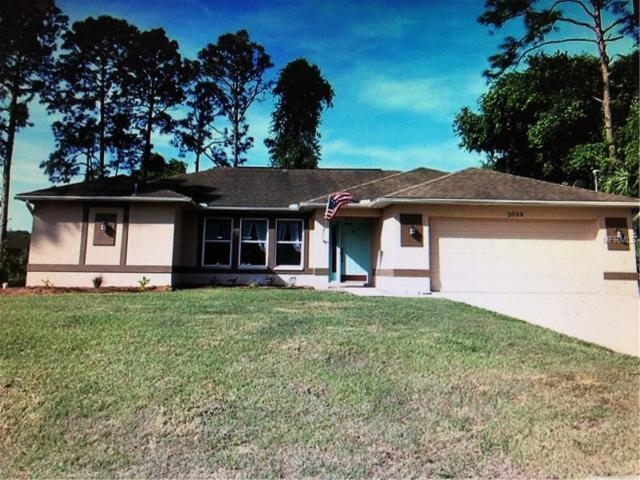 2859 Silas Avenue, North Port, FL 34288 (MLS #A4434320) :: Sarasota Gulf Coast Realtors
