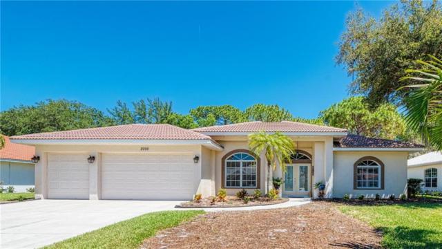 2098 Timucua Trail, Nokomis, FL 34275 (MLS #A4434356) :: Sarasota Gulf Coast Realtors