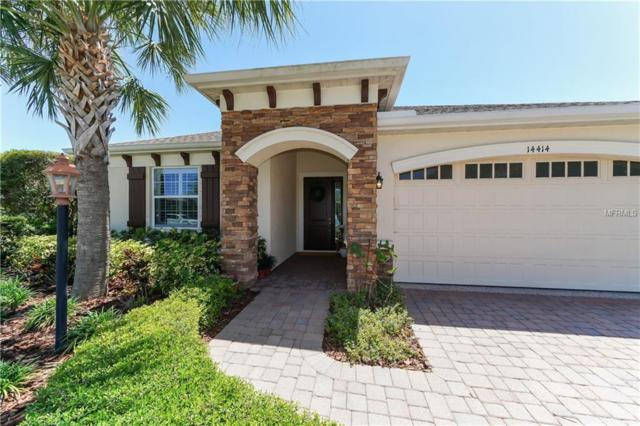 14414 Silver Trout Drive, Lakewood Ranch, FL 34202 (MLS #A4434365) :: Medway Realty