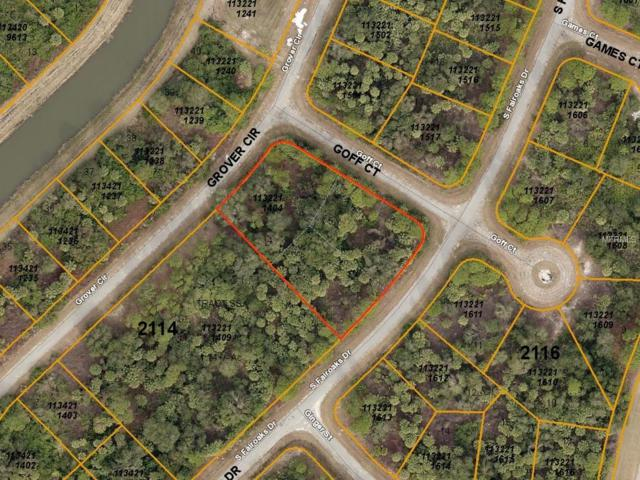 Grover Circle, North Port, FL 34288 (MLS #A4434715) :: The Duncan Duo Team