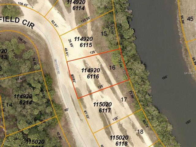 Cranfield (Canal) Circle, North Port, FL 34288 (MLS #A4434723) :: The Duncan Duo Team