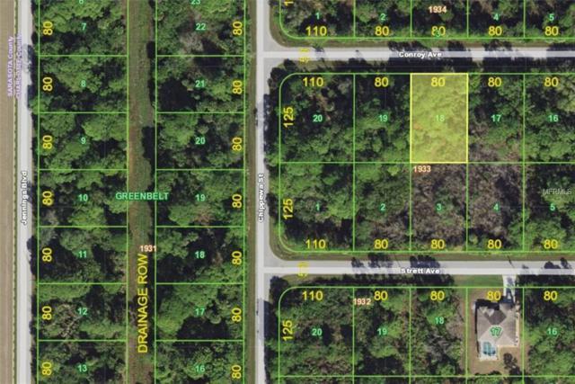 12061 Conroy Avenue, Port Charlotte, FL 33981 (MLS #A4434741) :: The Duncan Duo Team