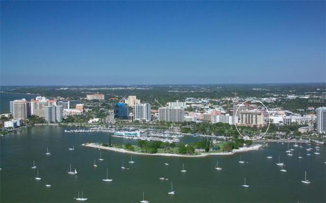 101 S Gulfstream Avenue 6D, Sarasota, FL 34236 (MLS #A4434802) :: Team 54