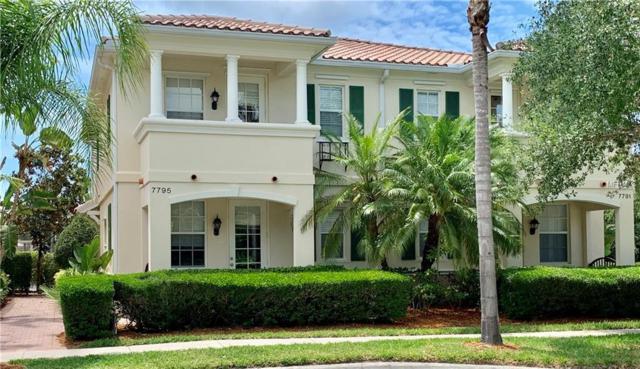 7795 Bergamo Avenue 4A, Sarasota, FL 34238 (MLS #A4434875) :: Premium Properties Real Estate Services