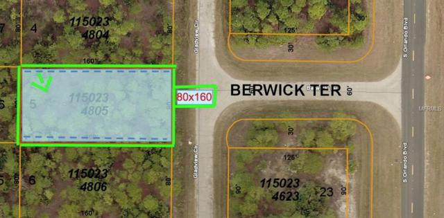 Gladview Circle, North Port, FL 34288 (MLS #A4434918) :: The Duncan Duo Team