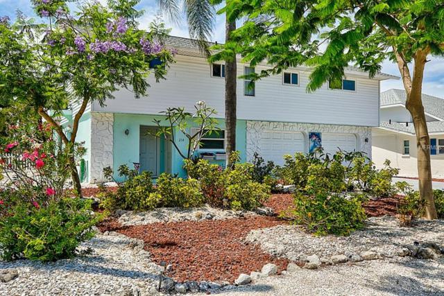 214 Oak Avenue, Anna Maria, FL 34216 (MLS #A4435128) :: Medway Realty