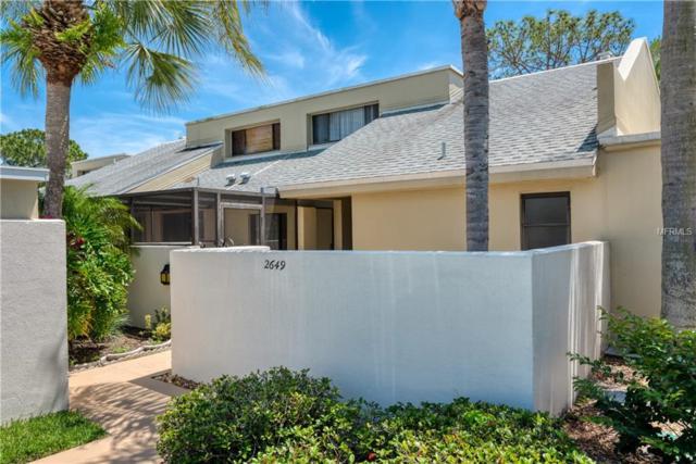 2649 Greenbelt Yard L-6, Sarasota, FL 34235 (MLS #A4435342) :: McConnell and Associates