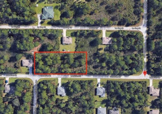 Landrum Street, North Port, FL 34291 (MLS #A4435399) :: Cartwright Realty