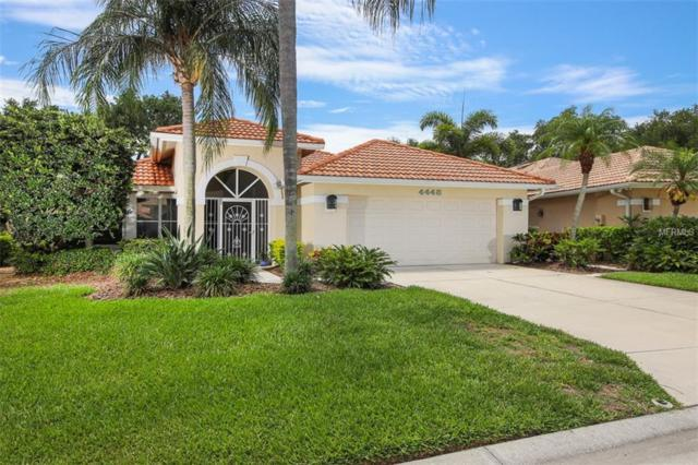 4448 Deer Trail Boulevard, Sarasota, FL 34238 (MLS #A4435495) :: The Duncan Duo Team
