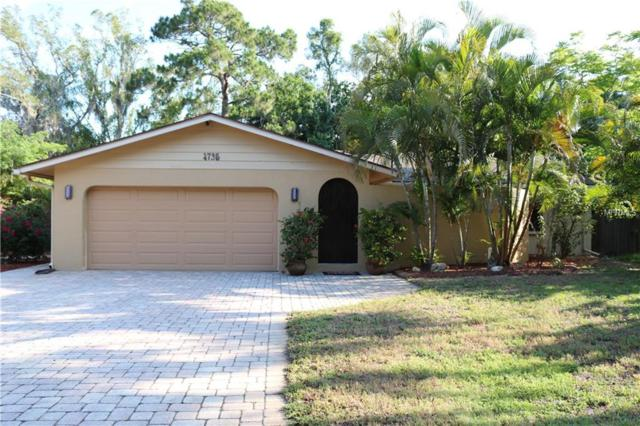 4735 Riverwood Circle, Sarasota, FL 34231 (MLS #A4435525) :: The Duncan Duo Team