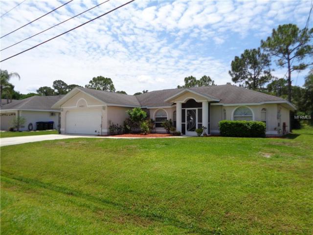 4521 Amanda Avenue, North Port, FL 34286 (MLS #A4435541) :: Cartwright Realty