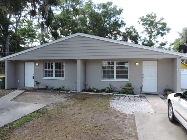 2138 5TH Street 2136-2138, Sarasota, FL 34237 (MLS #A4435632) :: The Duncan Duo Team