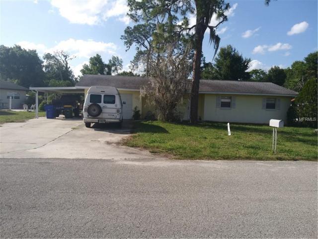 411 Sassafras Avenue, Sebring, FL 33870 (MLS #A4435670) :: Team Bohannon Keller Williams, Tampa Properties