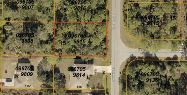 Landrum Street, North Port, FL 34291 (MLS #A4435730) :: Cartwright Realty
