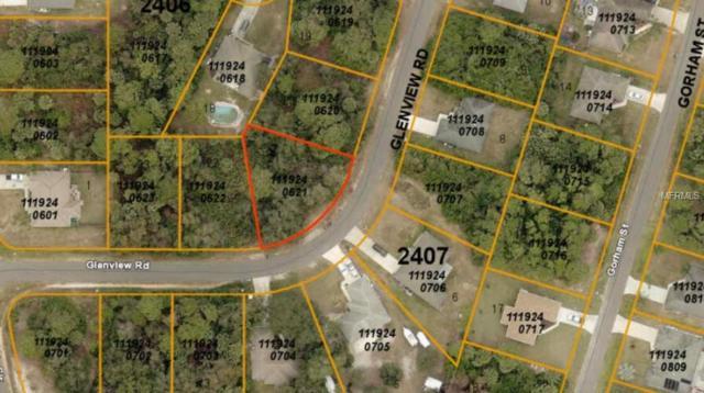 Glenview Road, North Port, FL 34288 (MLS #A4435880) :: Team Bohannon Keller Williams, Tampa Properties