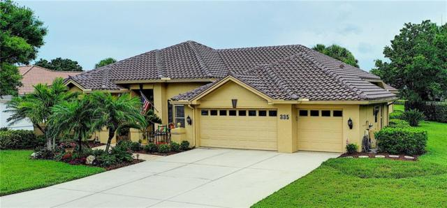 335 Venice Golf Club Drive, Venice, FL 34292 (MLS #A4435900) :: The Duncan Duo Team