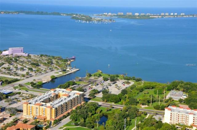 1064 N Tamiami Trail #1319, Sarasota, FL 34236 (MLS #A4435921) :: The Edge Group at Keller Williams