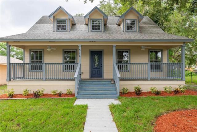 516 36TH Avenue N, St Petersburg, FL 33704 (MLS #A4436258) :: Cartwright Realty
