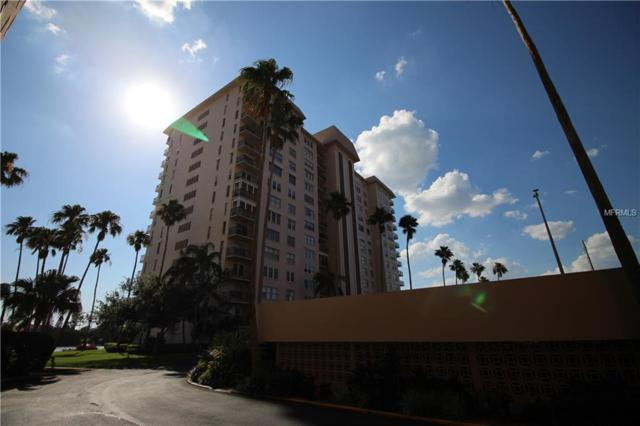 5220 Brittany Drive S #503, St Petersburg, FL 33715 (MLS #A4436360) :: The Duncan Duo Team