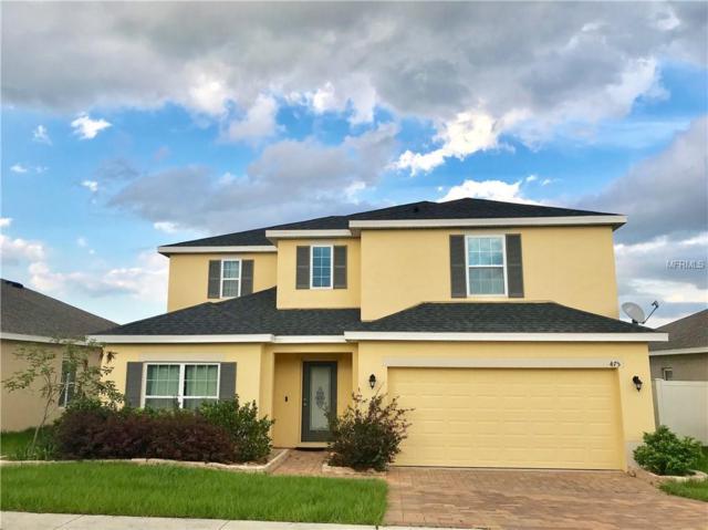 475 Kestrel Drive, Groveland, FL 34736 (MLS #A4436414) :: Team Bohannon Keller Williams, Tampa Properties