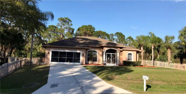 1632 Music Lane, North Port, FL 34286 (MLS #A4436424) :: White Sands Realty Group