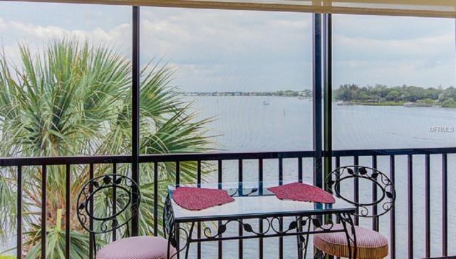 1602 Stickney Point Road 2-401, Sarasota, FL 34231 (MLS #A4436482) :: Sarasota Home Specialists