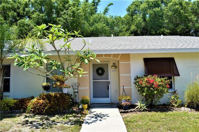640 N Jefferson Avenue #14, Sarasota, FL 34237 (MLS #A4436490) :: The Duncan Duo Team