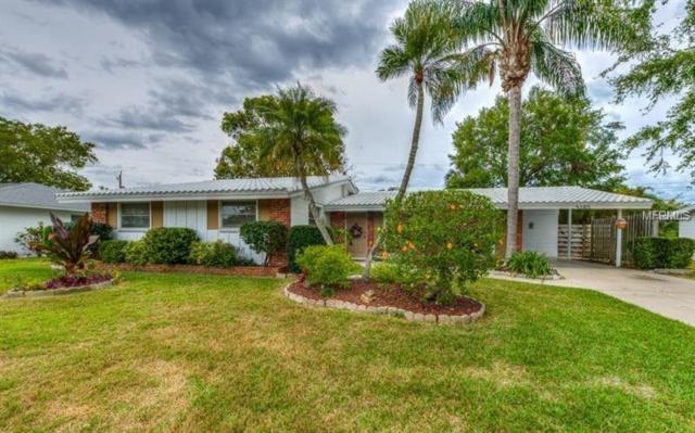 3185 Regatta Circle, Sarasota, FL 34231 (MLS #A4436496) :: Medway Realty