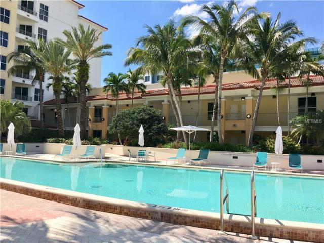 100 Central Avenue C619, Sarasota, FL 34236 (MLS #A4436526) :: The Duncan Duo Team