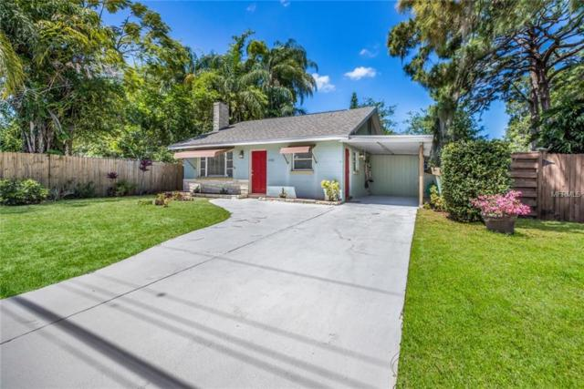 4342 Windemere Place, Sarasota, FL 34231 (MLS #A4436558) :: Team Bohannon Keller Williams, Tampa Properties
