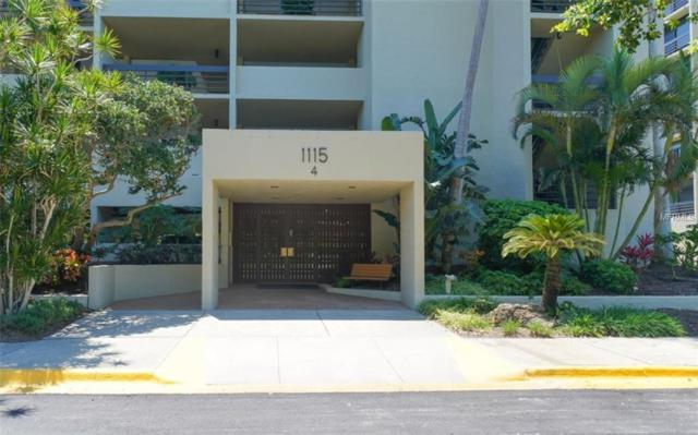 1115 Gulf Of Mexico Drive #304, Longboat Key, FL 34228 (MLS #A4436592) :: Team Bohannon Keller Williams, Tampa Properties