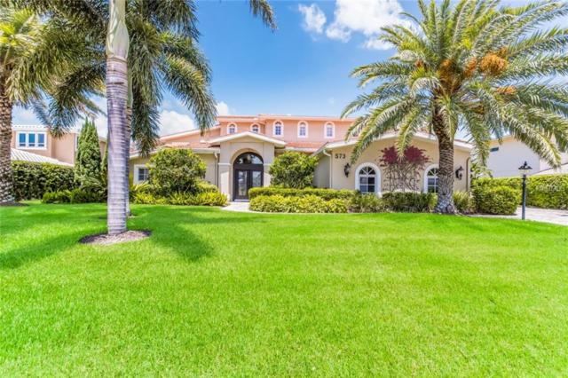 573 Cutter Lane, Longboat Key, FL 34228 (MLS #A4436812) :: Griffin Group